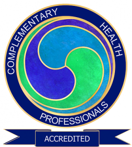 complementary health professionals accredited logo