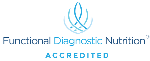Functional Diagnostic Nutrition Accredited logo